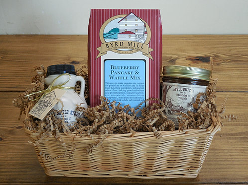 Breakfast Gift Basket-Small