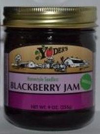 Homestyle Seedless Blackberry Jam - 1/2 pint