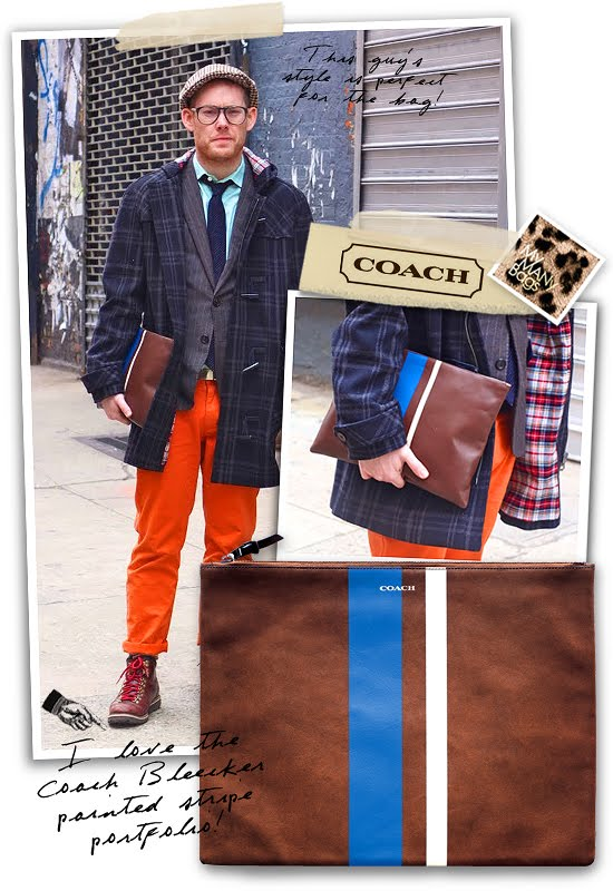 Fashion: Coach Editorial