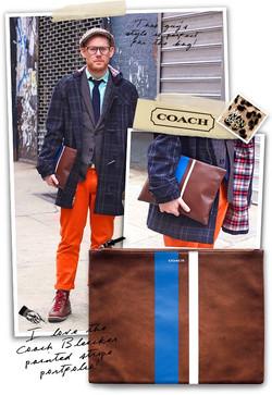 Fashion: Coach Editorial
