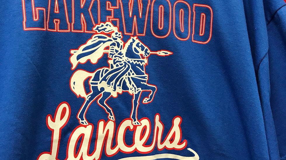 """Blue """"Lakewood Lancers"""" T-Shirt or Hoodie"""