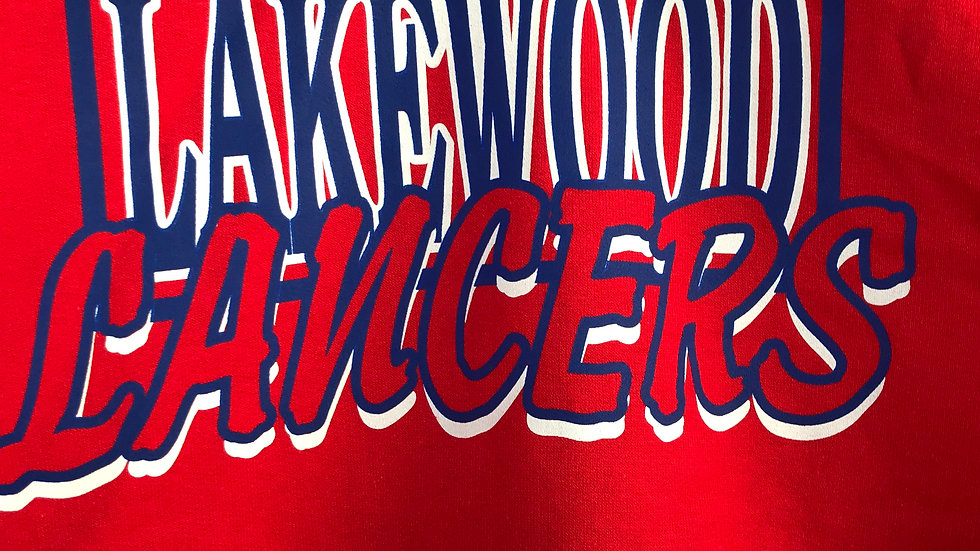 """""""Lakewood Lancers"""" logo 3"""