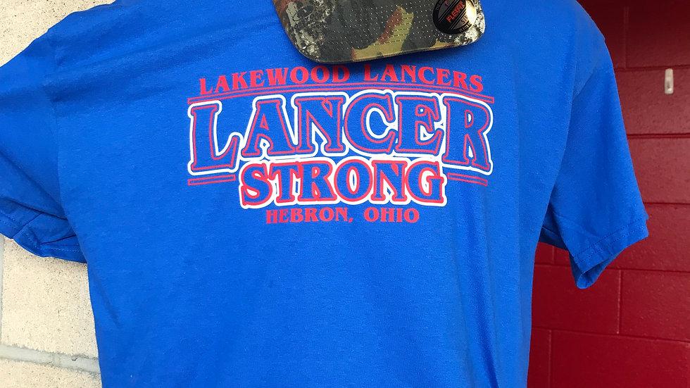 """""""Lancer Strong"""" Logo"""