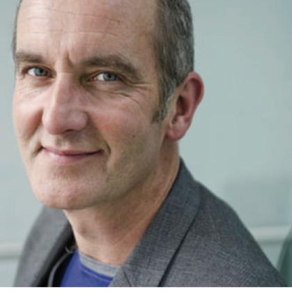 KEVIN McCLOUD MBE- PRESENTER / WRITER