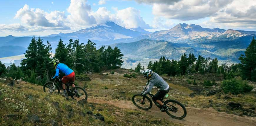 Southside Physical Therapy, Bend, OR, North Fork Trail
