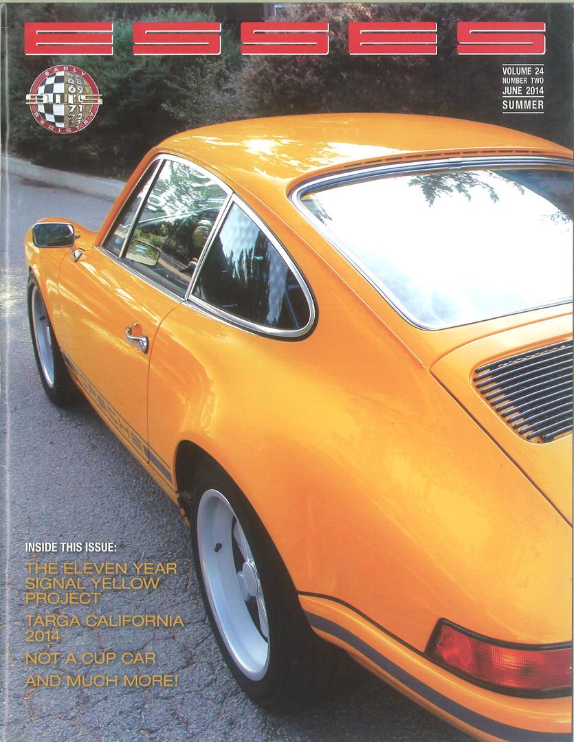 Esses Magazine June 2014