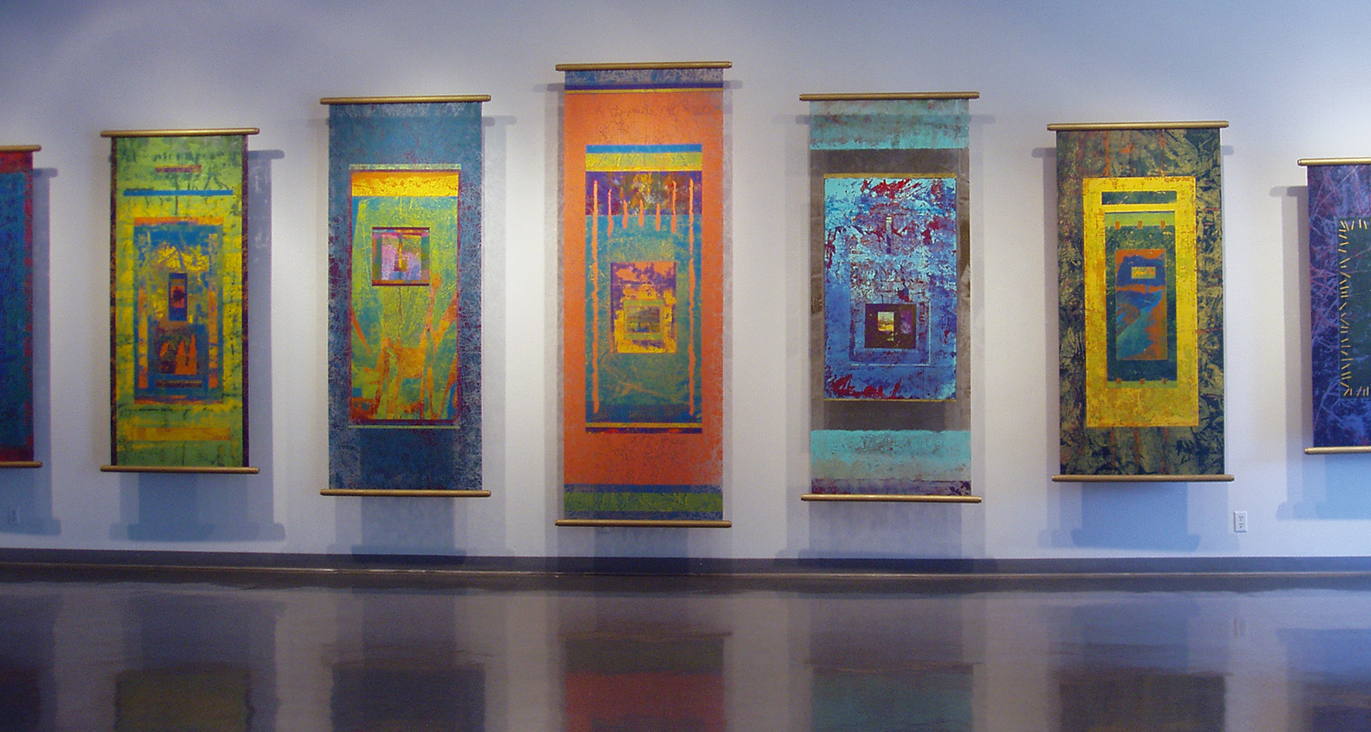 2005 Thresholds - Attleboro Art Museum