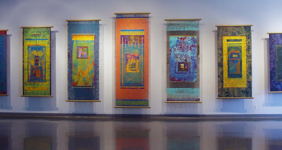 2005 Thresholds - Attleboro Art Museum