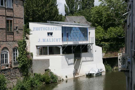 Atelier Malicot - Photographie ancienne - Musée - Sablé-sur-Sarthe