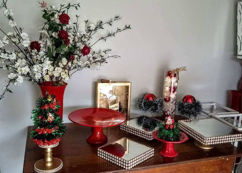 Objetos para Natal