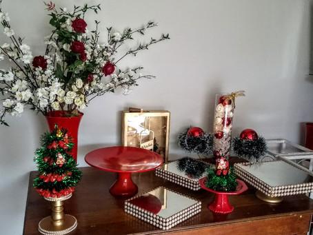 Natal pede decoração!