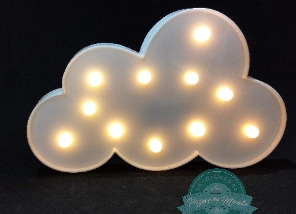 Nuvem de LED