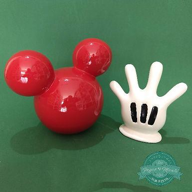 Cabeça Mickey e Minnie