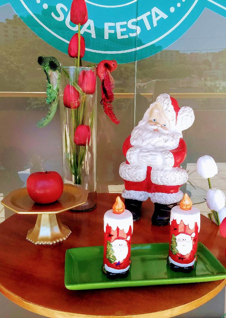 Objetos de Natal