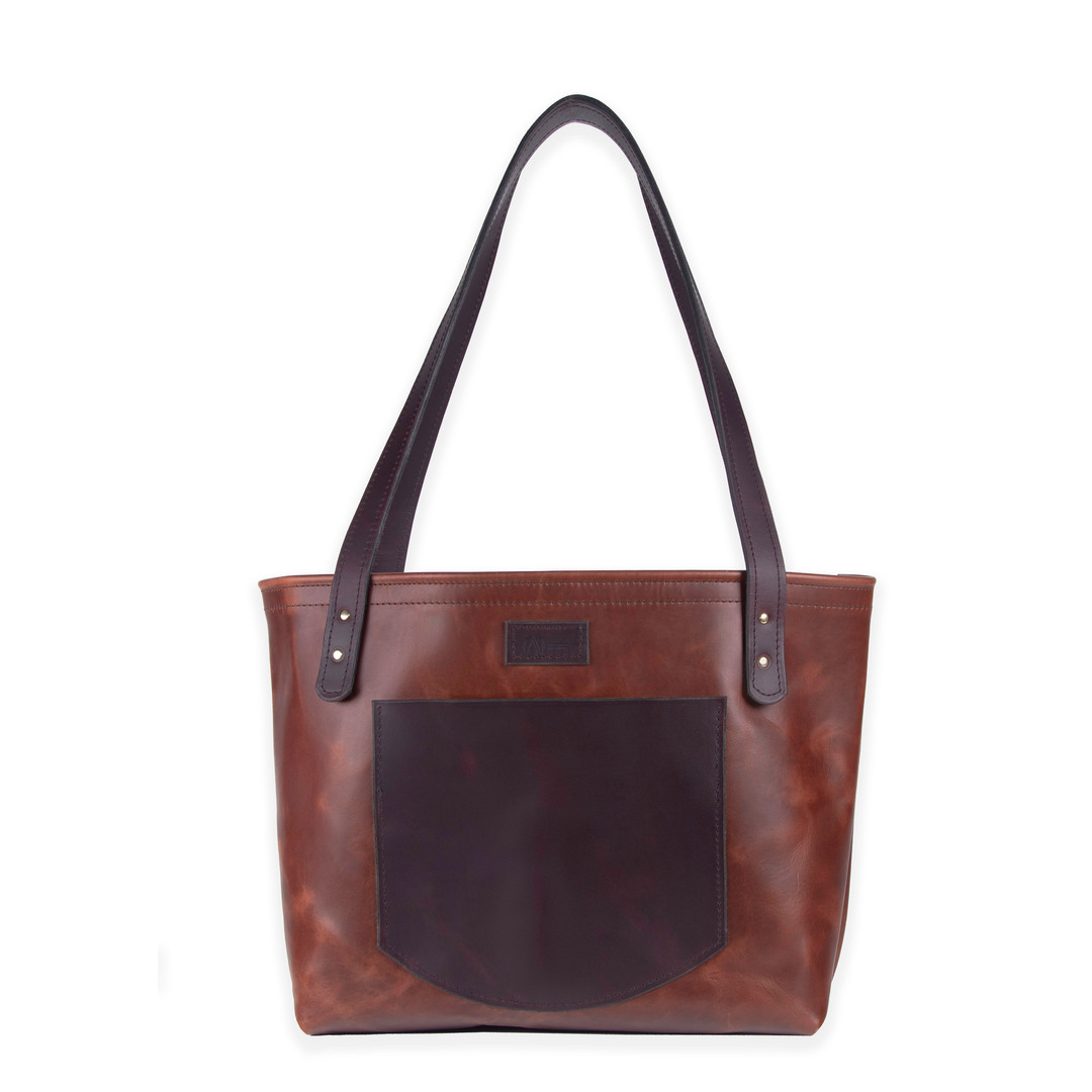 Alexander Brothers Tote Bag - Front View