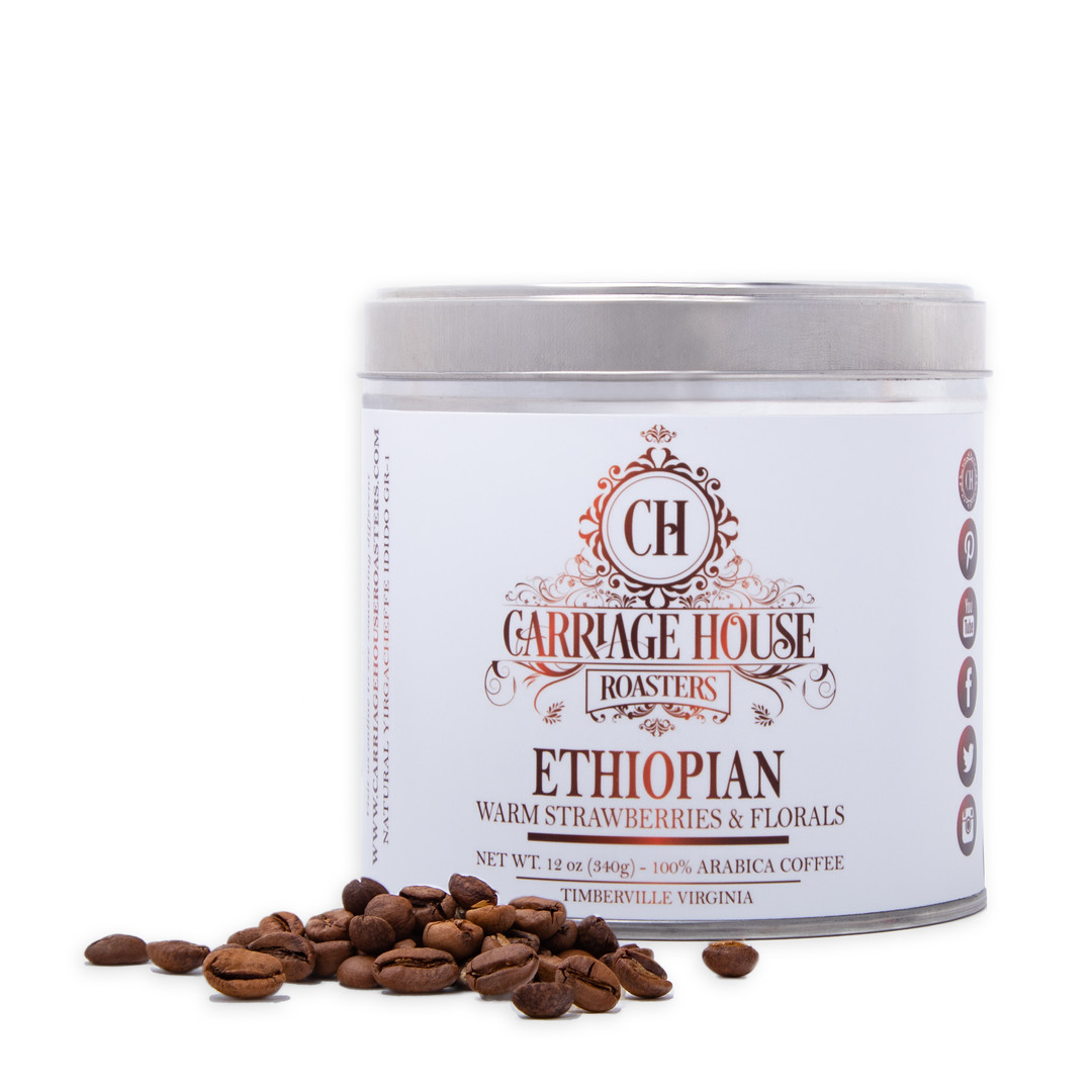 Carriage House Ethiopian Coffee