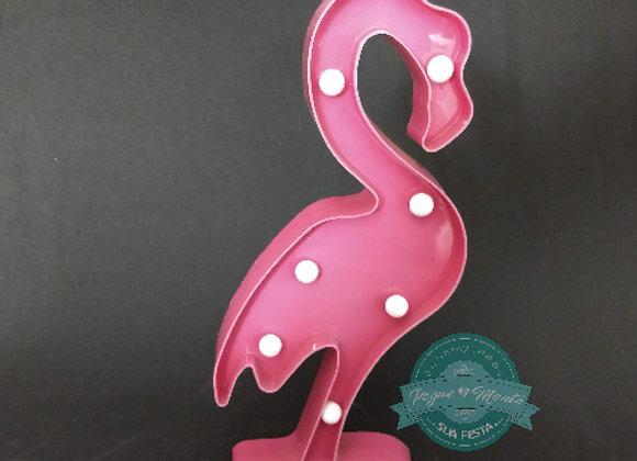 Flamingo de LED