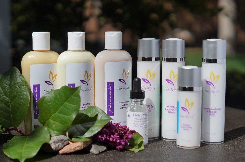 Skin Kissed products