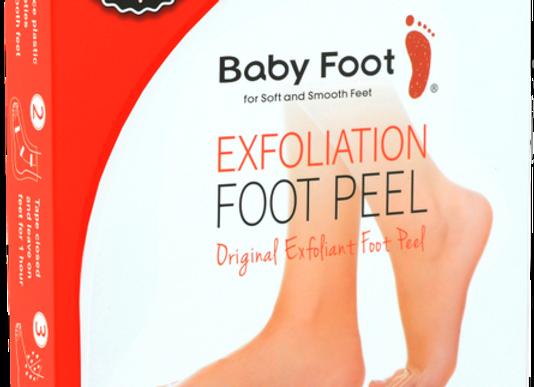 Baby Foot - foot peel