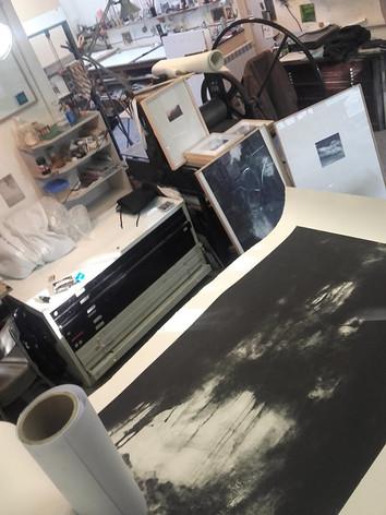 Cours de gravure taille douce initiation