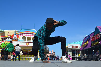 Floyd Rhodes Hip Hop