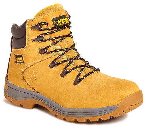 Apache S3 Wheat Nubuck Boot