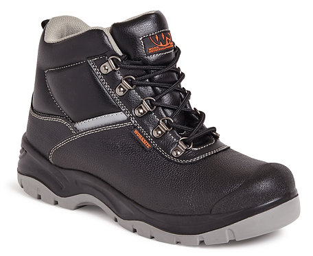 Black All Terrain Safety Boot