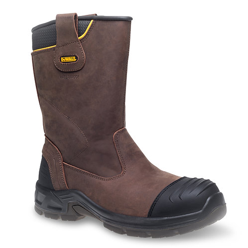 Non-Metallic, lightweight, waterproof Rigger Boot