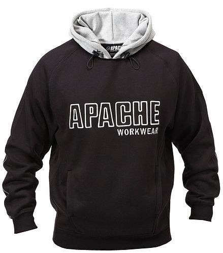 Hooded Sweatshirt Black/Grey