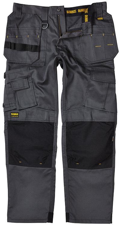 Pro-Tradesman Grey Knee Pad Holster Trouser