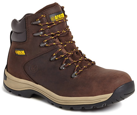 Nubuck Water Resistant Safety Hiker