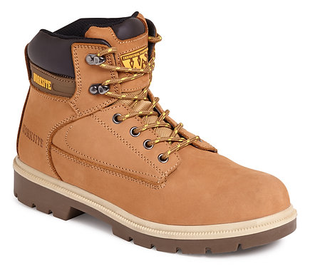 Unisex Wheat 6� Safety Boot