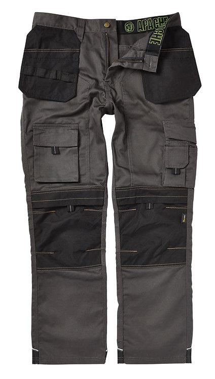 Grey/Black Holster Trouser