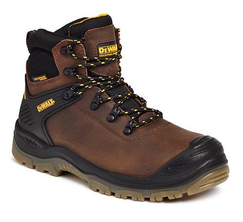 Brown Waterproof Safety Hiker