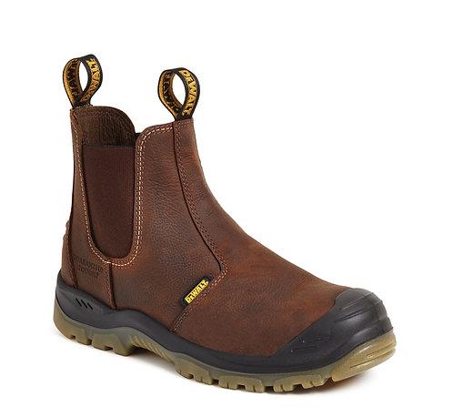 Brown Dealer Boot