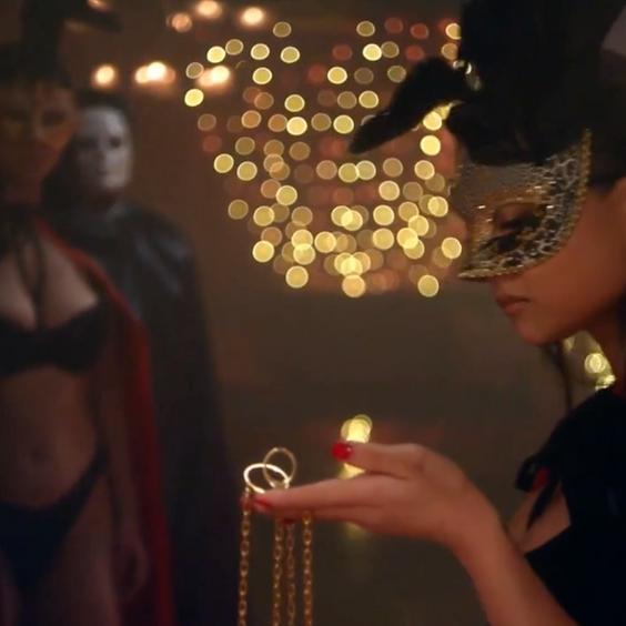 The Halloween Masquerade