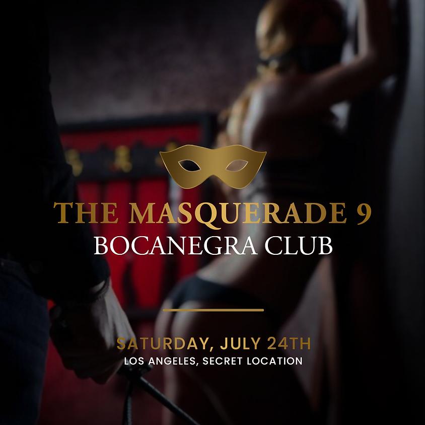 The Masquerade 9