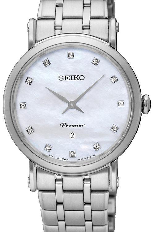 SEIKO PREMIER 31MM SAFIR12 DIA