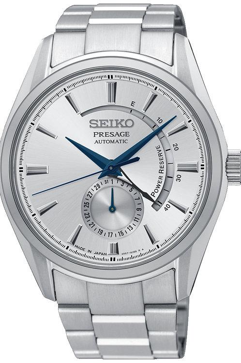 SEIKO PRESAGE AUTOMATIC 42MM SAFIR 100M