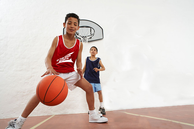 Amazing Health Benefits of Playing Basketball for Kids