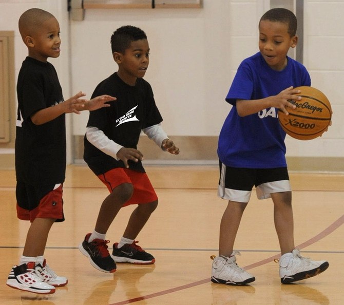 9 Benefits of playing Basketball for kids