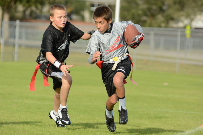 5 Critical Reasons Your Child Should Play Team Sports