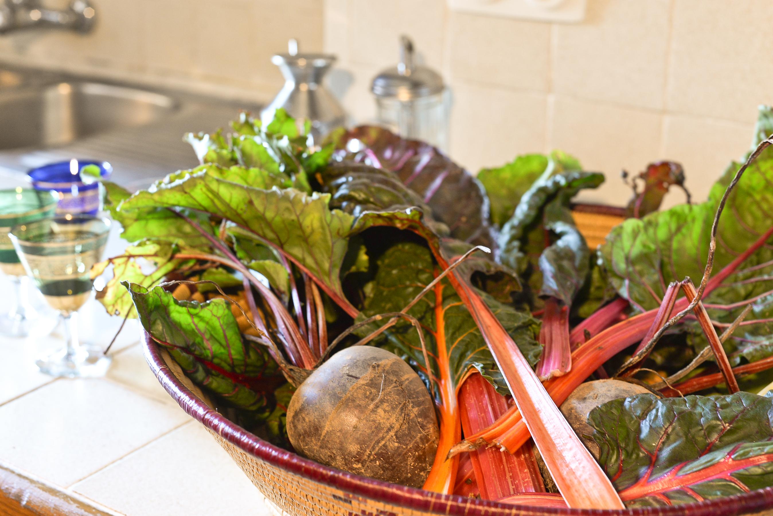 Les verdures de l'hort