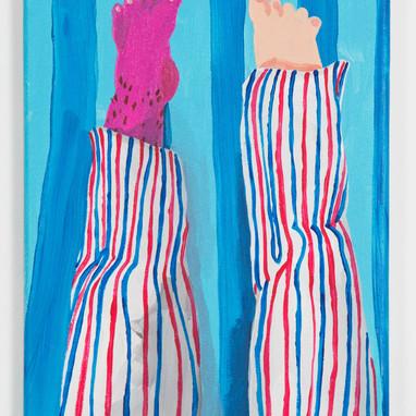 Pajama Legs