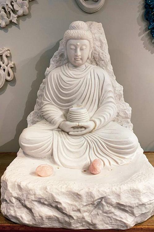 Fonte Meditação de Buda