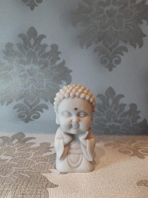 Buda bebe felicidade