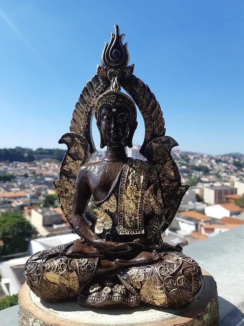 Buda no arco