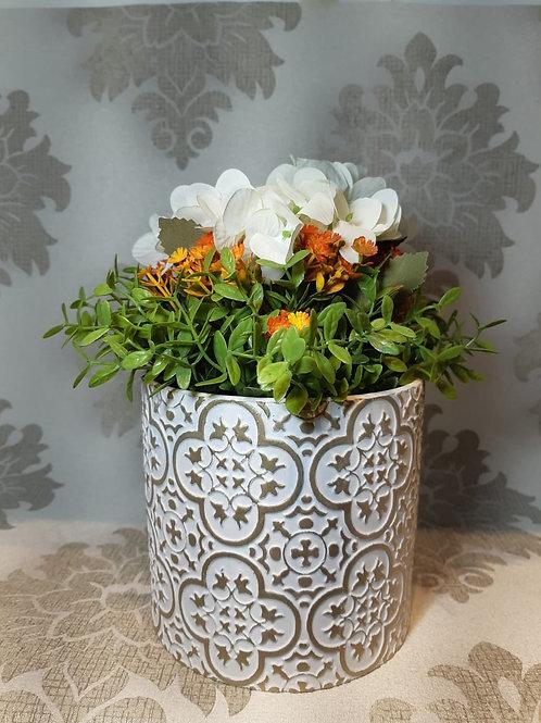 Vaso Royal flores
