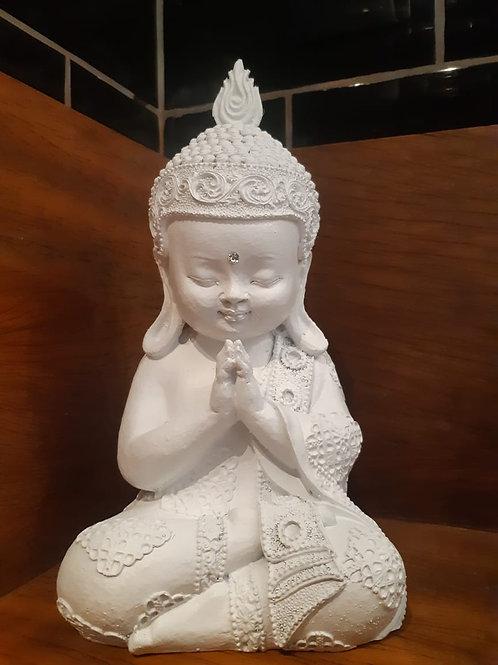 Buda bebe oração