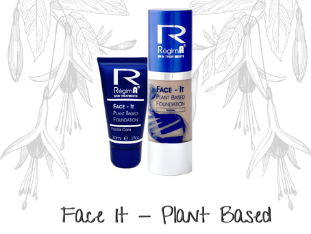 FACE – IT Plant Based Foundation - Natural